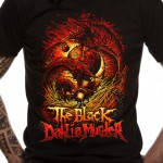 Black Dahlia Murder T Shirt