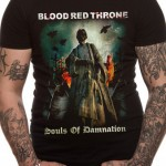 Blood Red Throne T Shirt