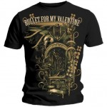 Bullet For My Valentine T Shirts