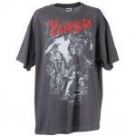 The Clash T Shirts