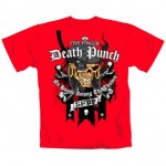 Five Finger Death Punch T Shirts