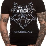 Walls of Jericho T Shirt