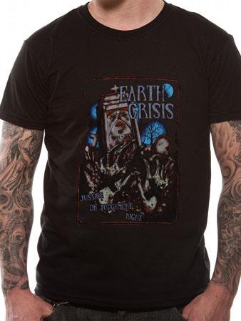 Earth crisis hoodie