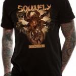 Soulfly T Shirt