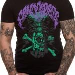 Cancer Bats T Shirts